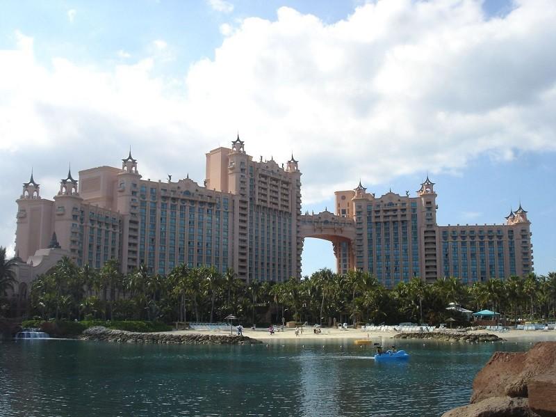 Atlantis, Paradise Island in the Bahamas