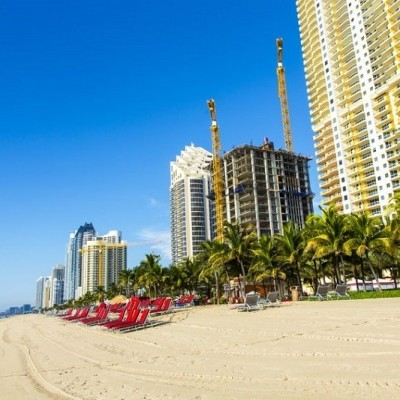 Enjoying the Florida Sunshine