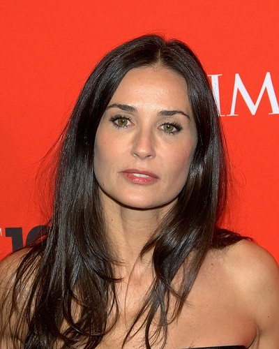 Demi Moore Married More Than Once