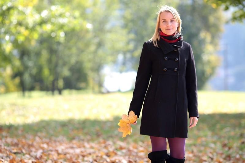 Enjoy the fall foliag