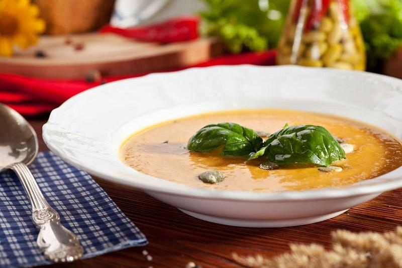 Make low calorie soups