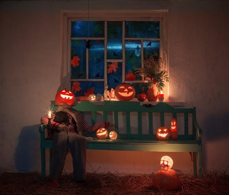 Throw a Halloween Sleepover Party
