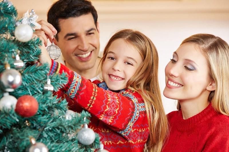 Enjoy your family on Christmas