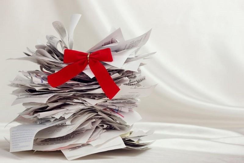 Get gift receipts