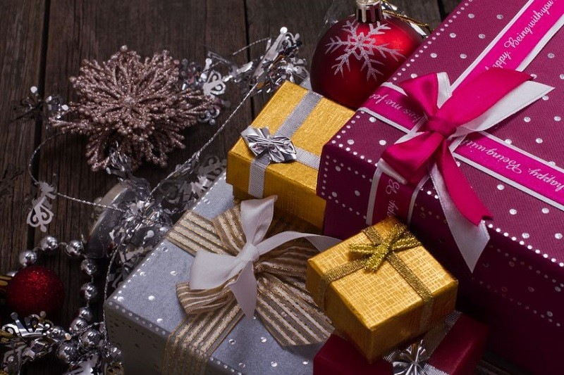 Purchase wrapping supplies