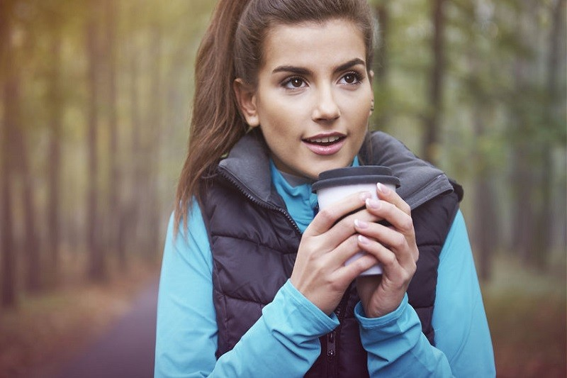 Coffee can improve your training sessions
