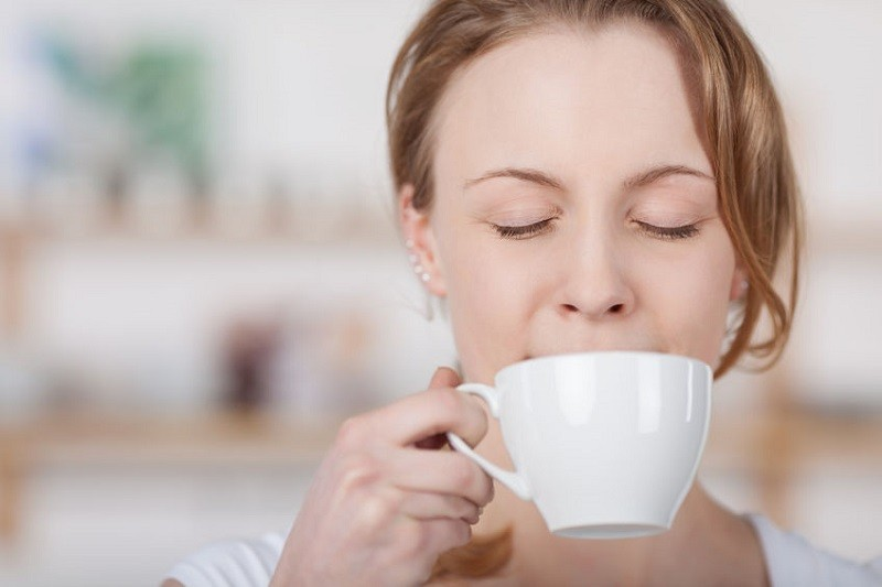 Coffee helps lower your stress levels