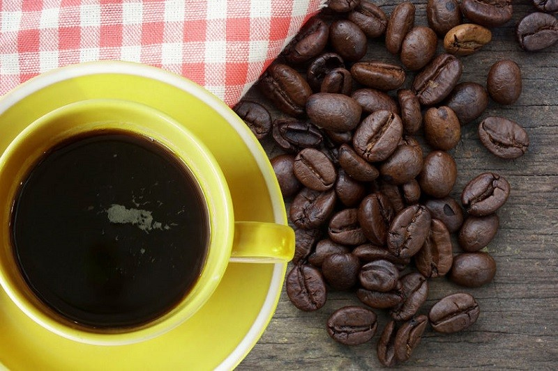 Coffee helps speed up your metabolism