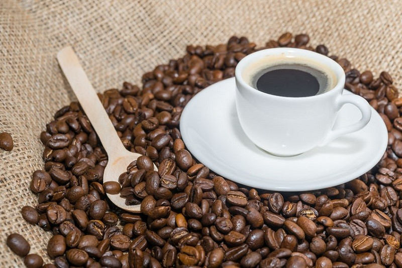 Coffee is a good source of zinc