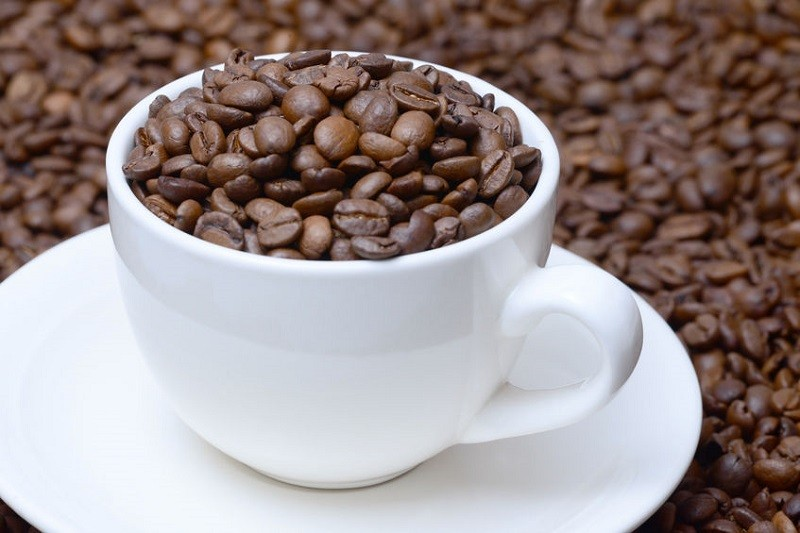 Coffee is high in antioxidants