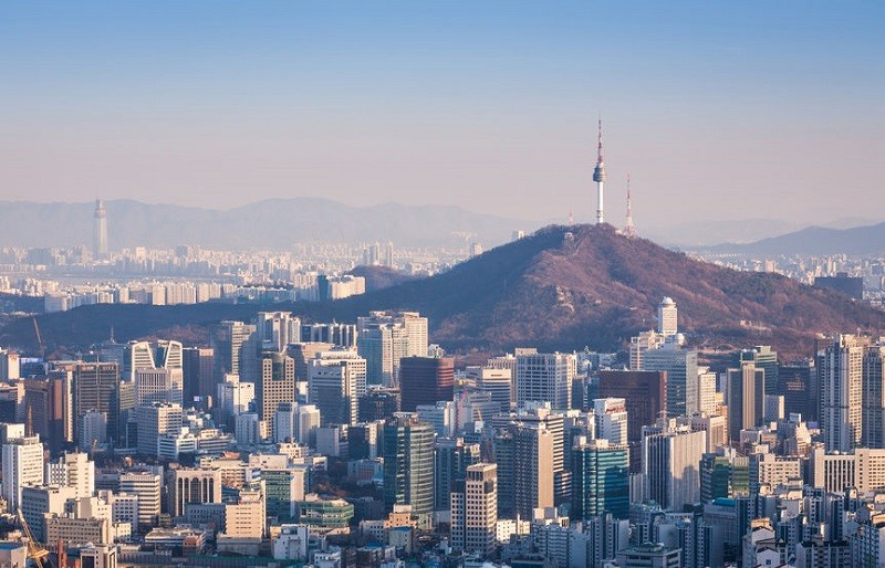 South Korea to Teach English