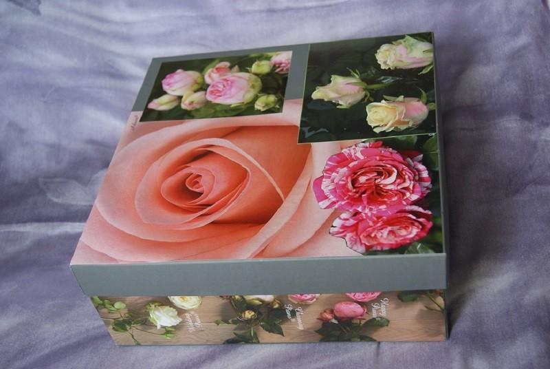 Collage-Style Storage Box