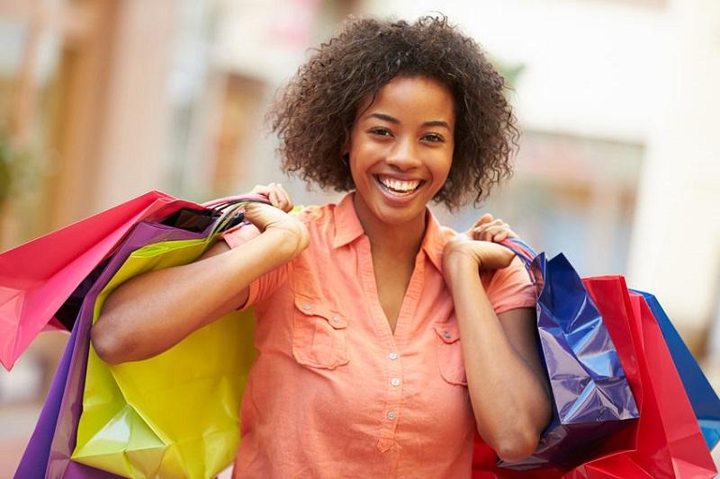 Feeling Down Go Shopping to Feel Happier