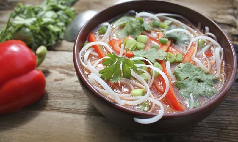 Low calorie veggie soups