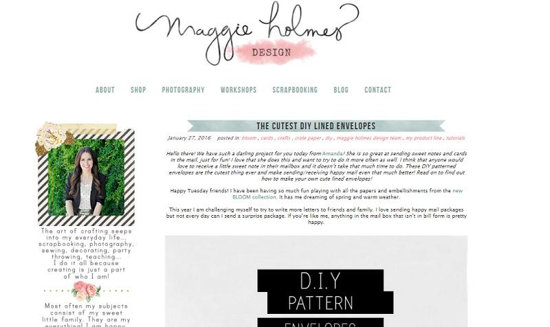 Maggie Holmes Design