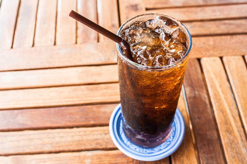 Drinks that contain artificial sweeteners