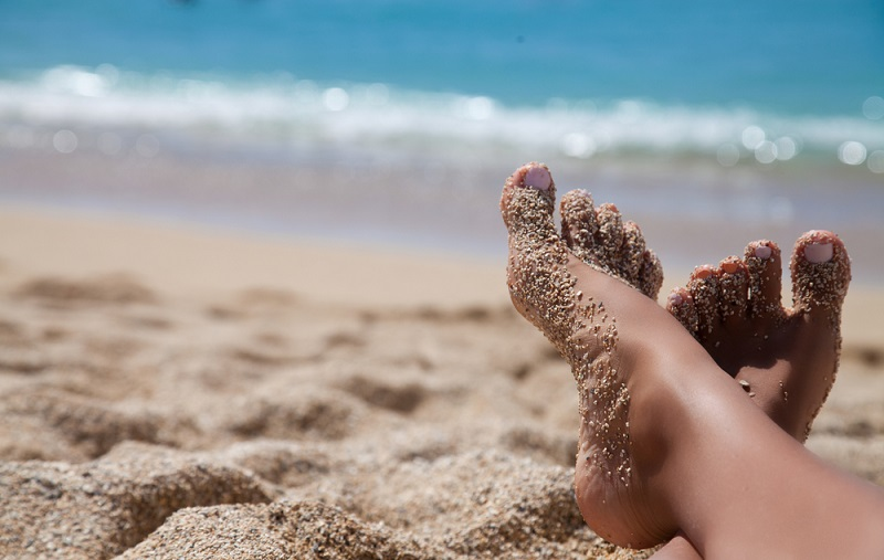 Summer Gross Foot Care Tips