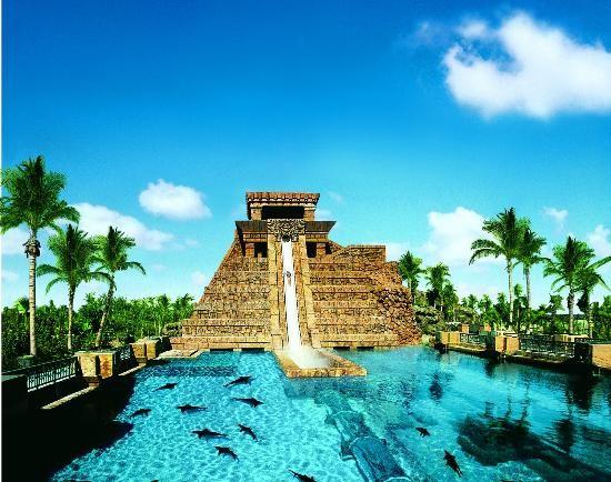 Aquaventure Water Park at Atlantis Paradise Island