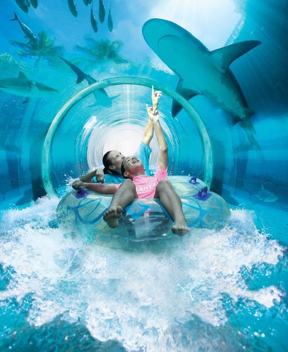 Aquaventure Waterpark, Dubai