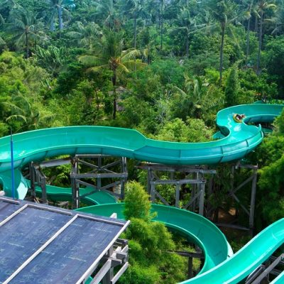 Breathtaking Water Parks in the World