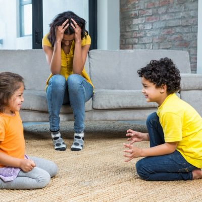 Smart Ways to Handle Sibling Fights
