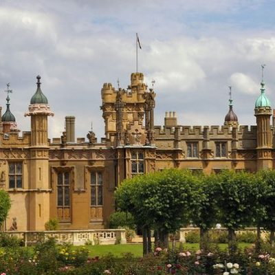 The Knebworth House