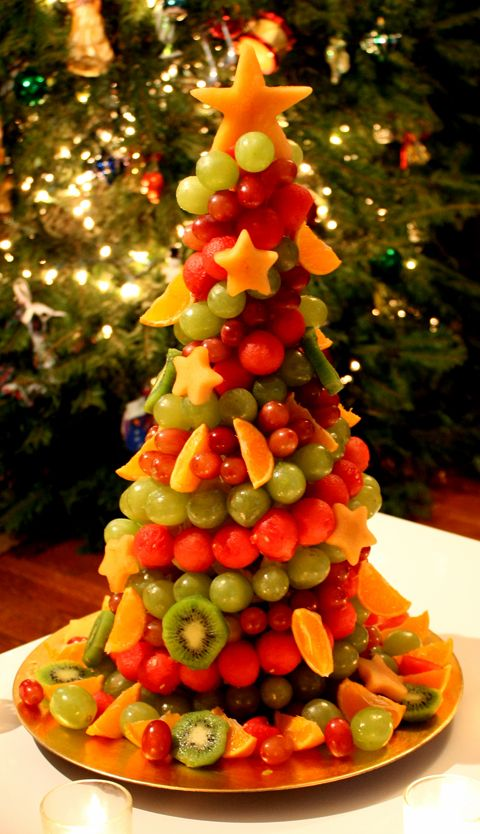 festive real fruit
