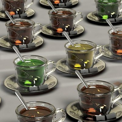 research says tea is actually good for you