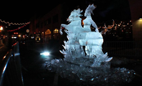 The Fire and Ice Festival