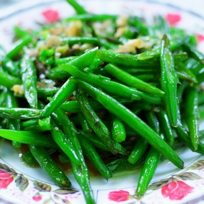 Steps to Getting More Green Beans in Your Daily Meals